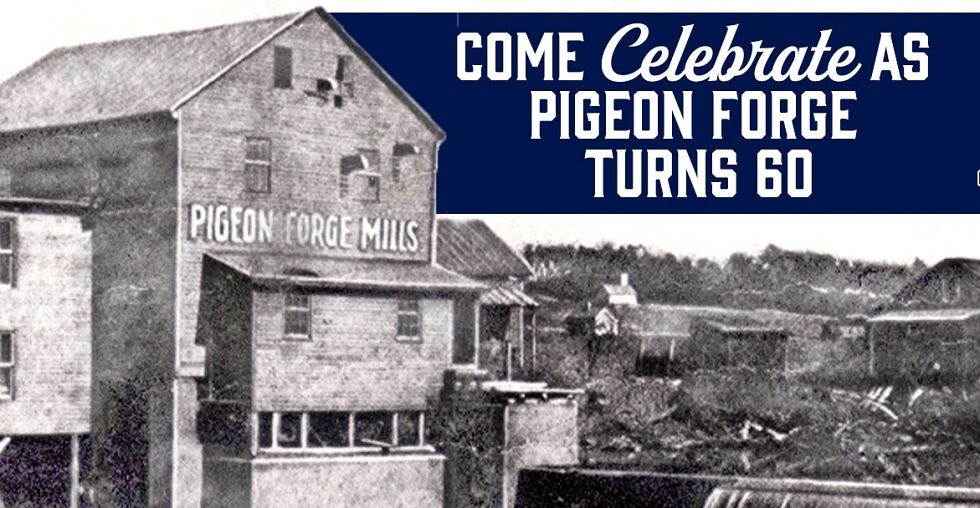 Pigeon Forge banner
