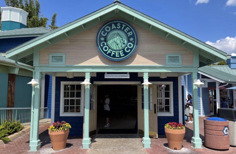 SeaWorld Coaster Coffee Co. exterior