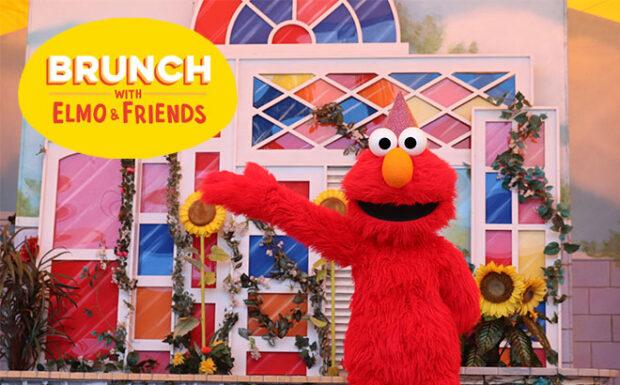 SeaWorld San Diego Sesame Street Weekends - Brunch with Elmo & Friends