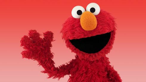 Sesame Street Weekends - Elmo