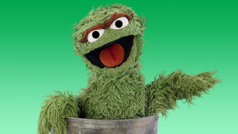 Sesame Street Weekends - Oscar the Grouch