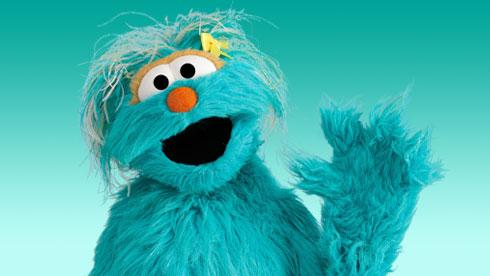 Sesame Street Weekends - Rosita