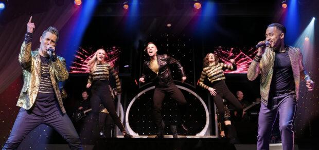 Showboat Branson Belle entertainment