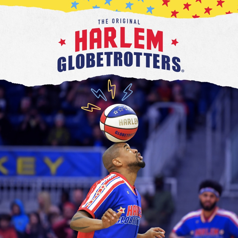 The Harlem Globetrotters at SIlver Dollar City