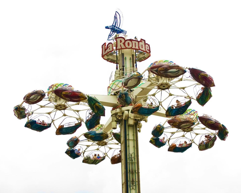 Six Flags La Ronde Condor