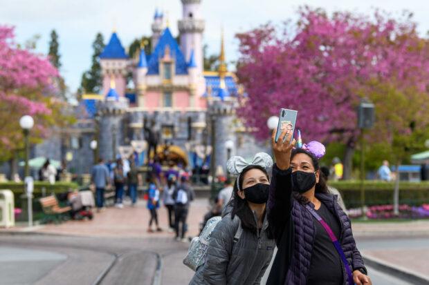 The Disneyland Resort - Castle