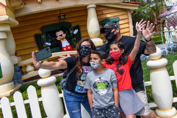 The Disneyland Resort - Toon Town