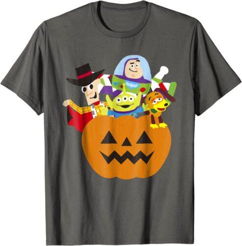 toy story pumpkin
