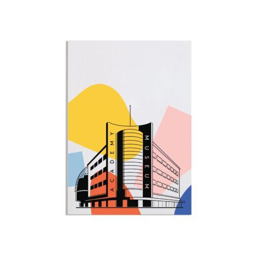 Academy Museum Store - Poketo notebook
