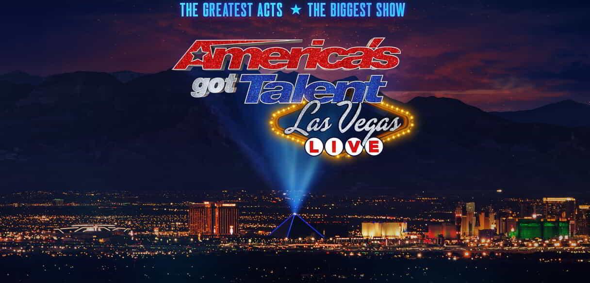 America's Got Talent Las Vegas Live