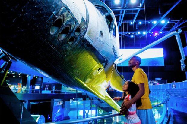 Kennedy Space Center Visitors Complex - Space Shuttle Atlantis