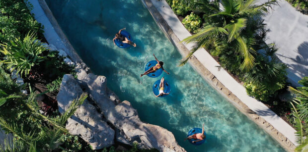 Baha Bay water park