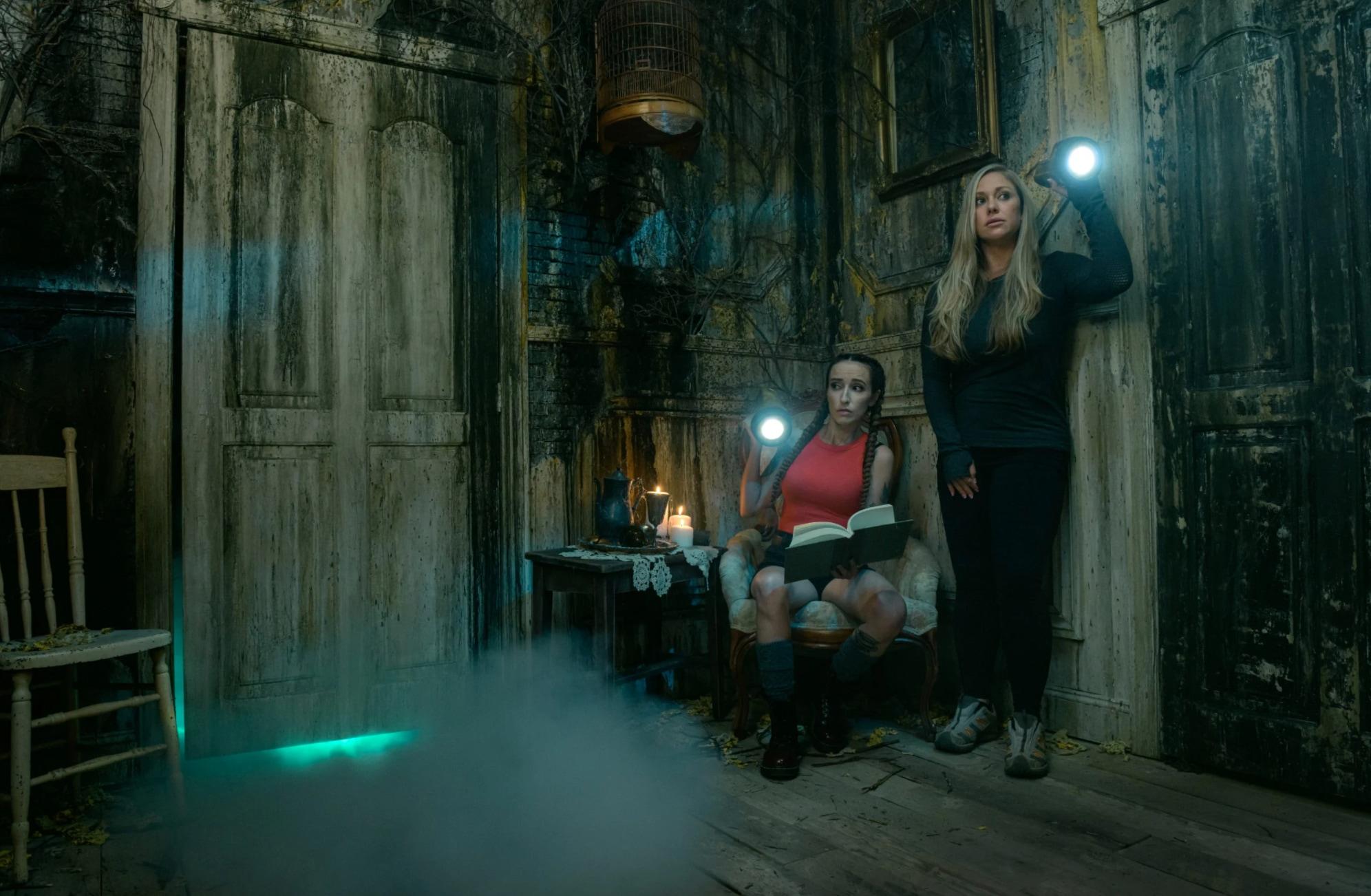 Escape Blair Witch