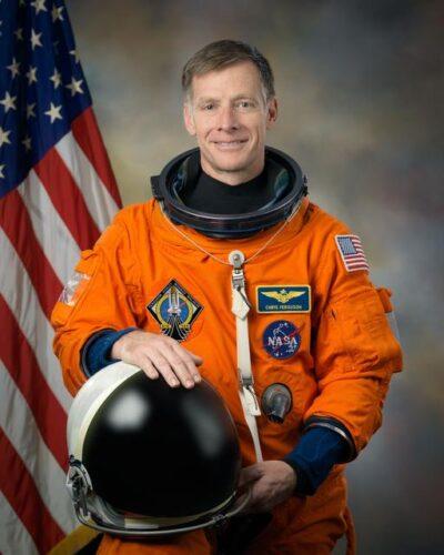 Chris Ferguson NASA