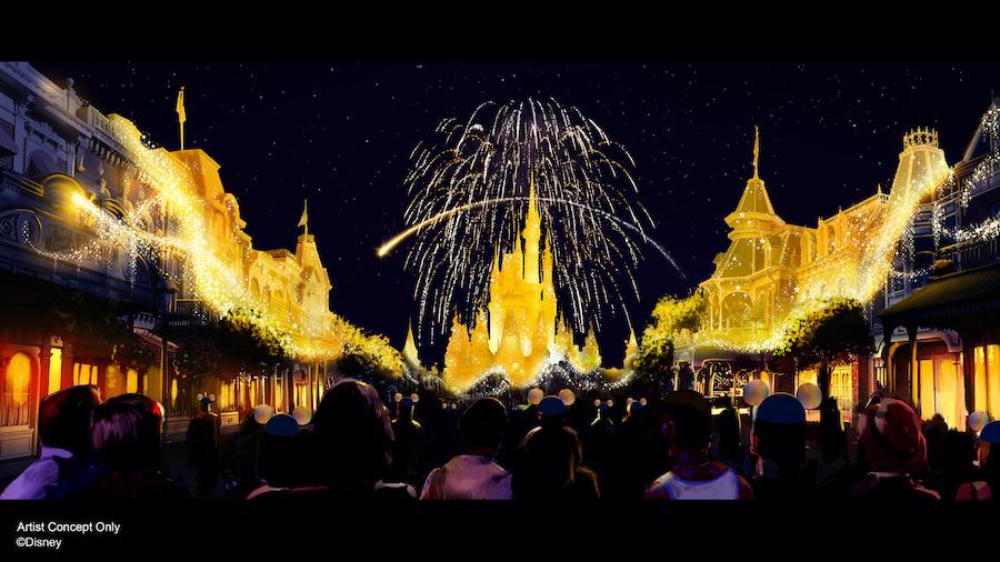 Disney Enchantment show coming to Walt Disney World.