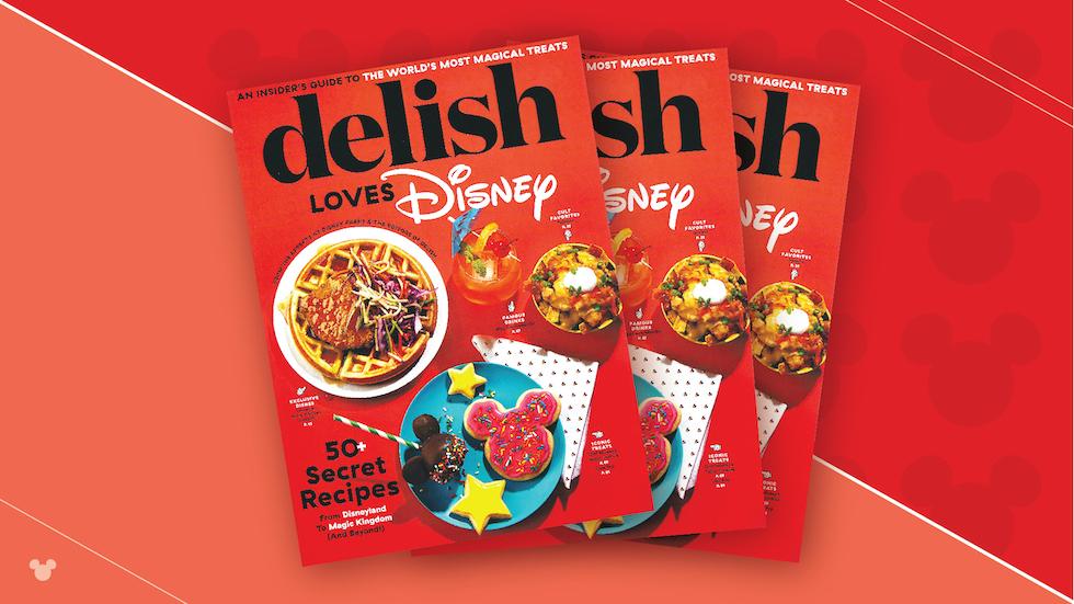 delish loves disney