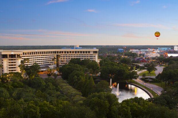 Disney Springs Resort Area Hotels - Hilton Orlando Lake Buena Vista