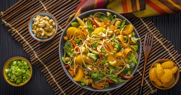 Dole Disney Princess recipe - Warrior Princess Pasta Salad
