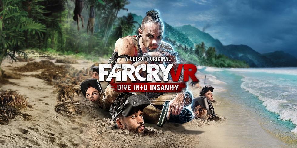 Zero Latency Far Cry VR Dive into Insanity