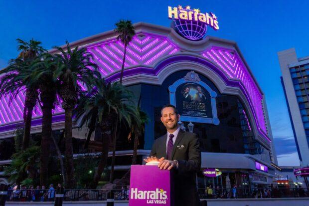 Harrah's Las Vegas - Dan Walsh