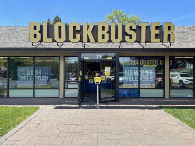 Last Blockbuster Video