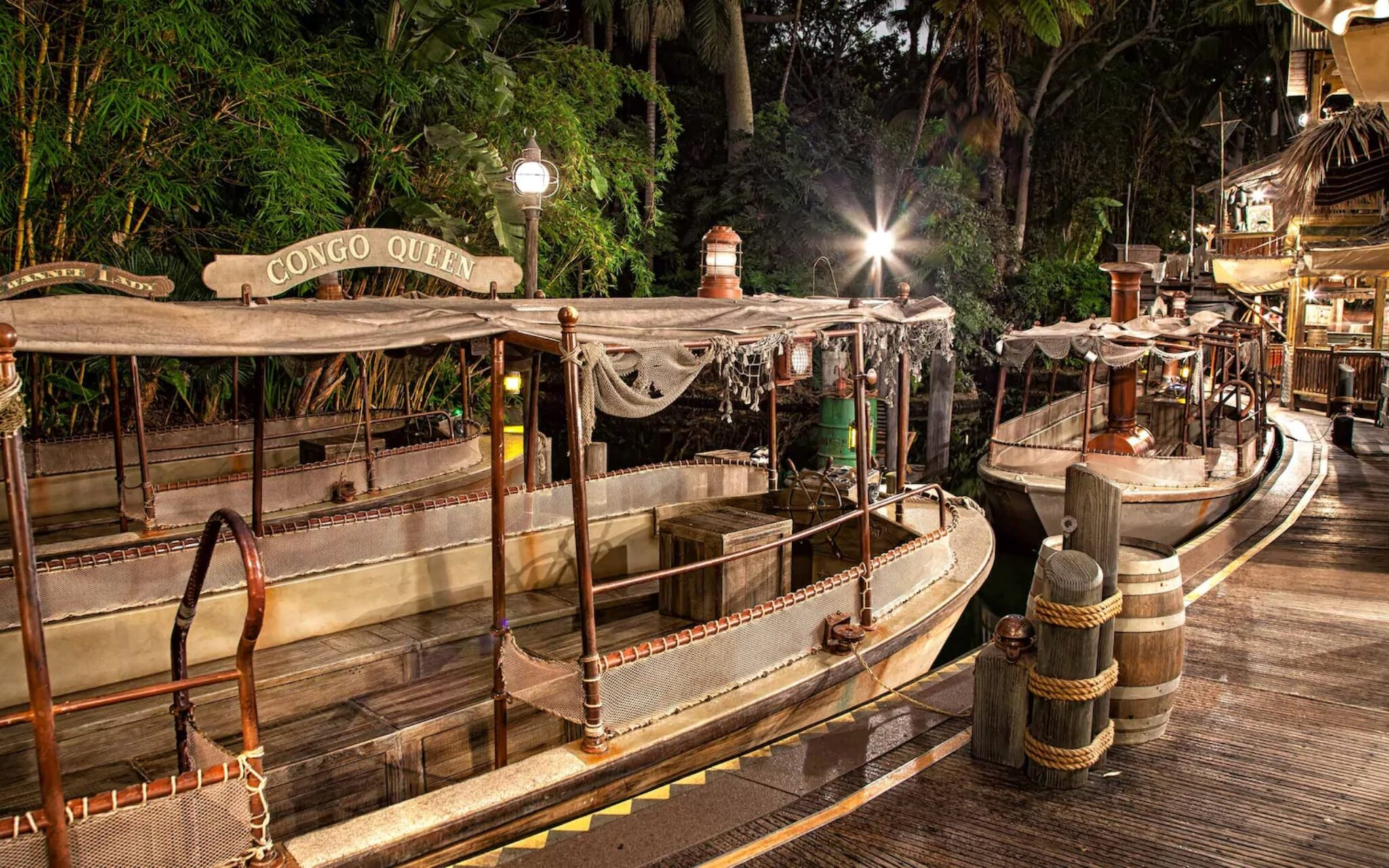 Behind the Attraction - Jungle Cruise
