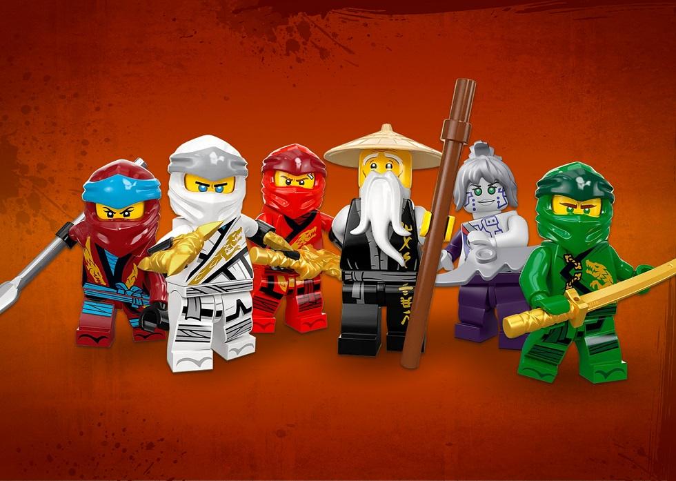 Legoland Florida Lego Ninjago Days