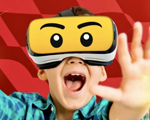 Legoland Discovery Center Bay Area - Great Lego Race VR Experience