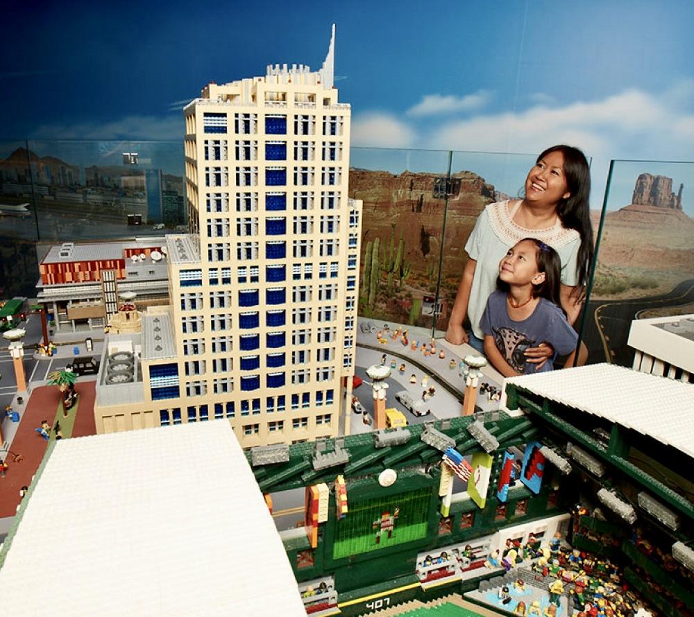 Legoland Discovery Center Bay Area - Miniland