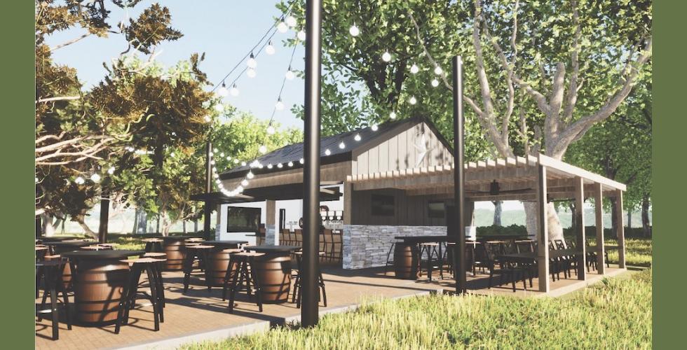Lone Star Lakeside Bar will open at SeaWorld San Antonio June 11.