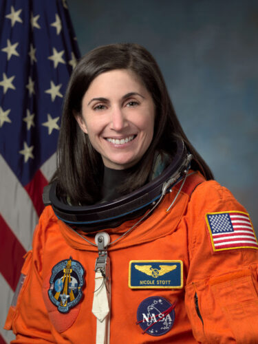 Nicole Stott NASA