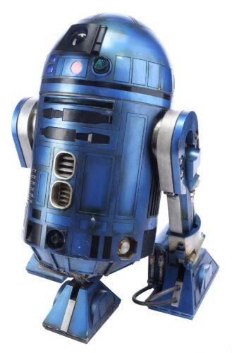 Prop Store Auction - R2-SHP droid