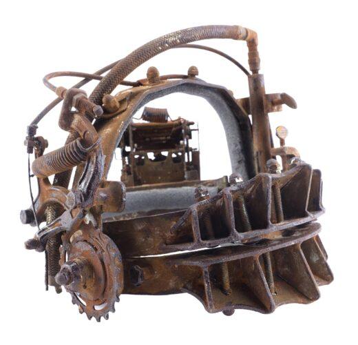Prop Store Auction - Saw bear trap