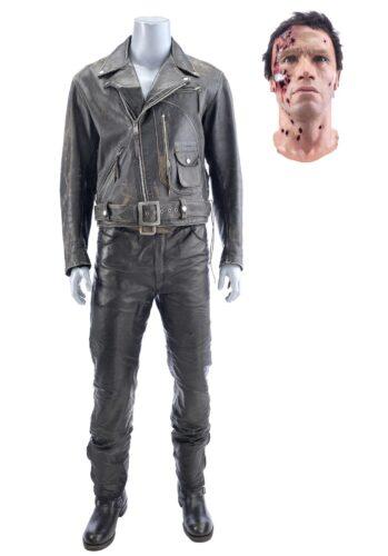Prop Store Auction - Terminator costume