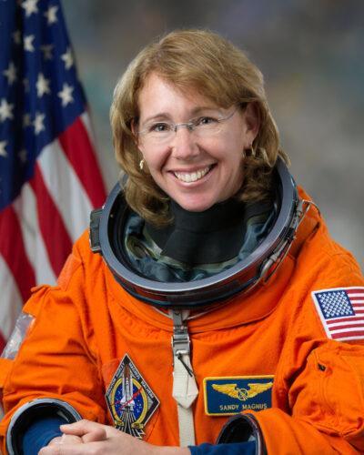 Sandra Magnus NASA