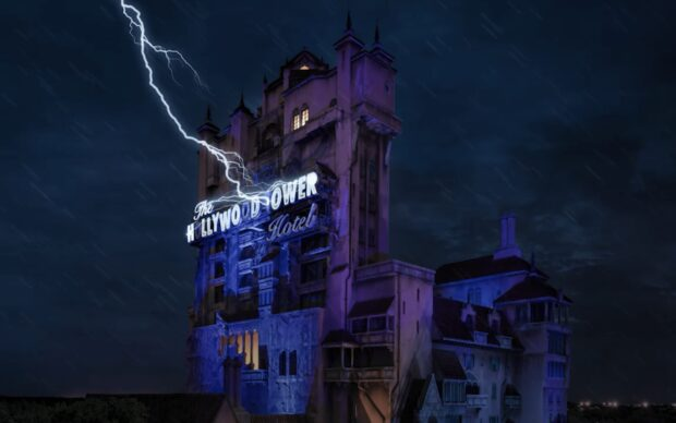 Behind the Attraction - Tower of Terror