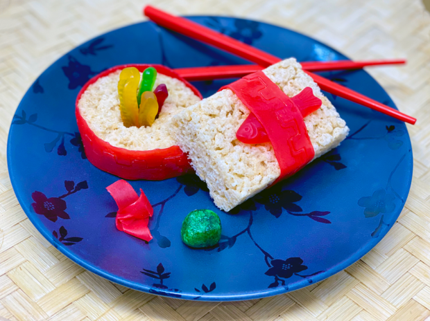 Nya's ultimate candy sushi