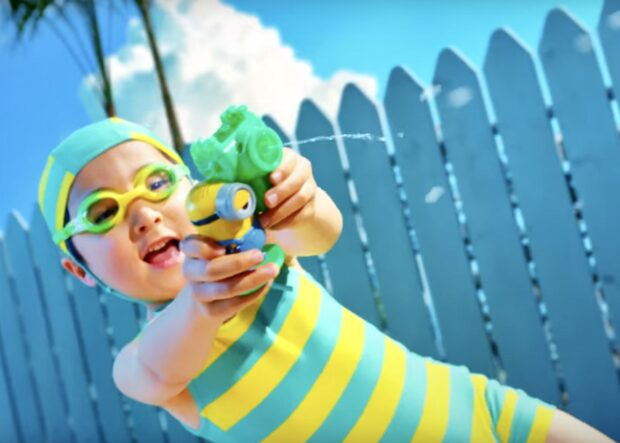 Universal Studios Japan Minions Water Squirter