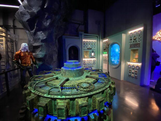 Warner Bros. Studio Tour - Aquaman