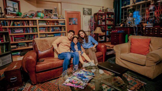 Warner Bros. Studio Tour - Big Bang Theory set
