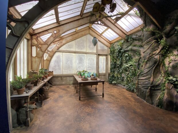 Warner Bros. Studio Tour - Herbology