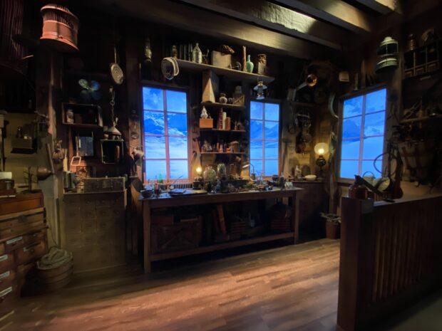 Warner Bros. Studio Tour - Newt's Shed