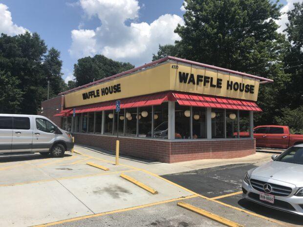 Waffle House shooting location