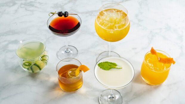 Citricos cocktails - disney