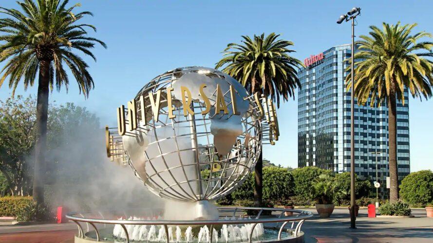 Hilton Universal City - Universal Studios Hollywood