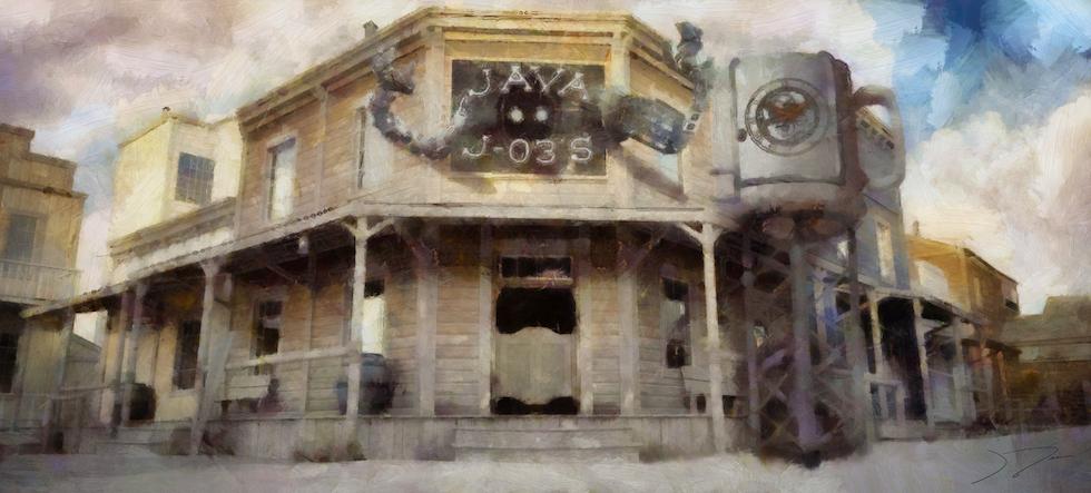 Java Joe's coffee shop