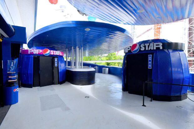 Pepsi Pop Star Dance Pods