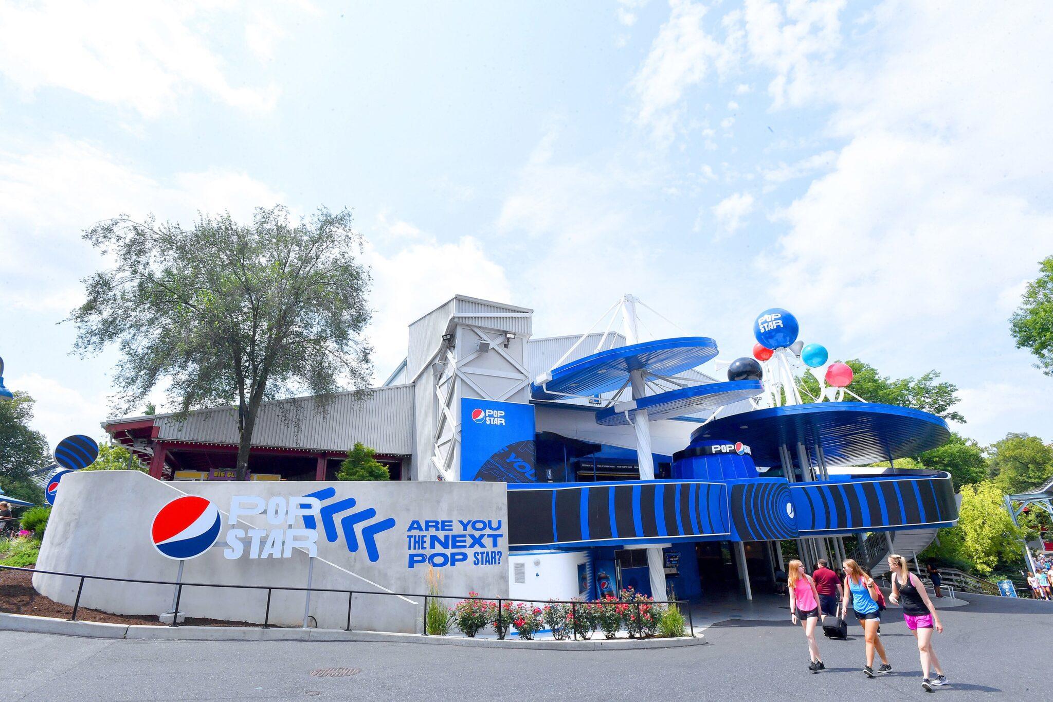 Pepsi Pop Star