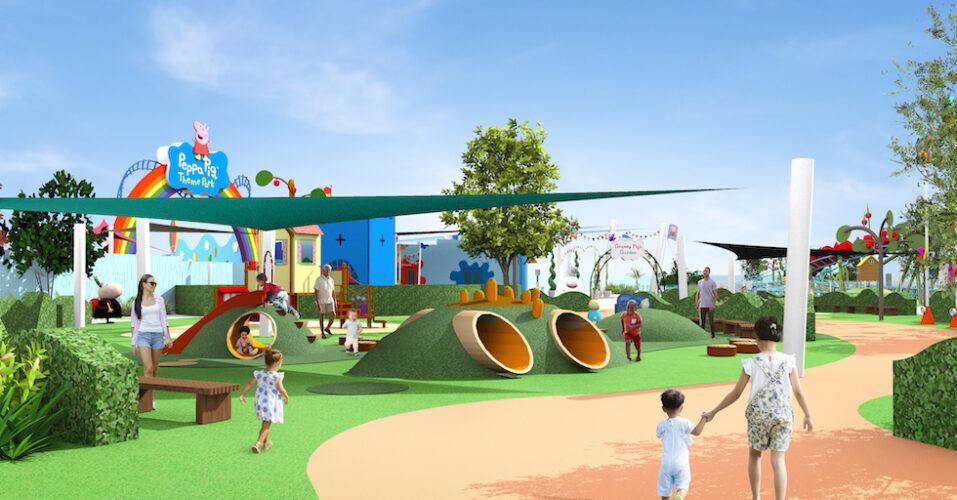 rebecca rabbit's playground