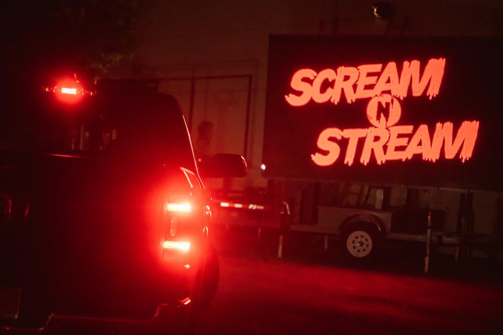 scream n' stream